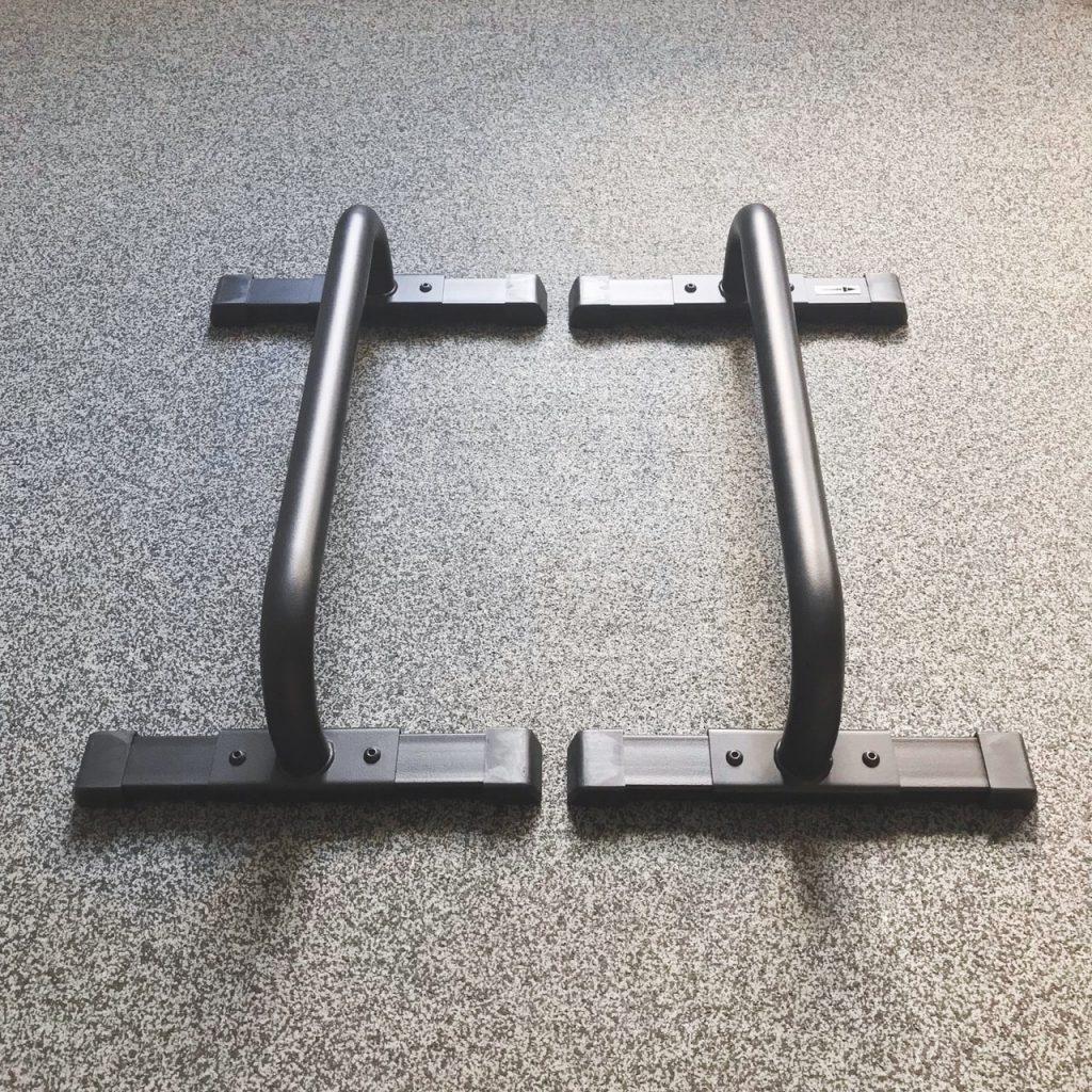 стоялки гимнастические паралетсы