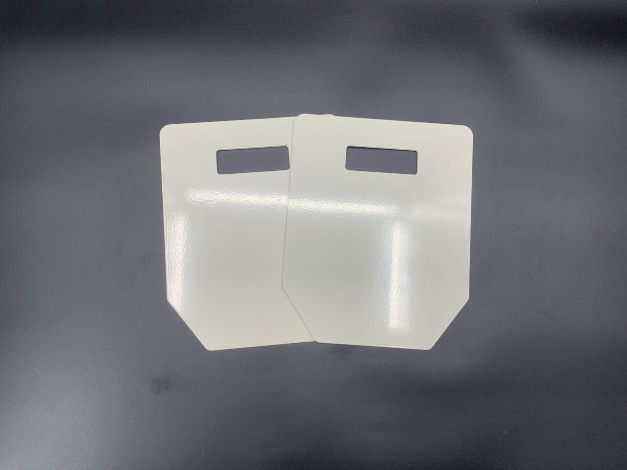 Пластины для жилета-утяжелителя